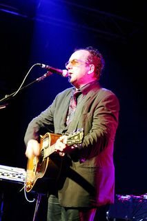 Elvis Costello at La Zona Rosa